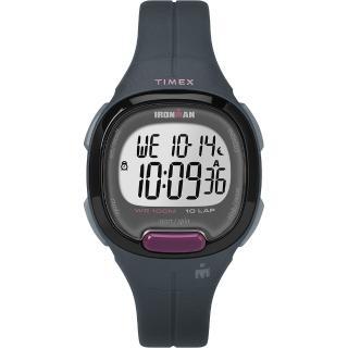 【TIMEX】天美時 鐵人系列 專業運動電子錶(灰 TXTW5M20000)