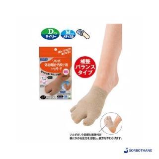 【SORBOTHANE】日本舒宜保 肢體護具-護指套(SORBO拇指外翻.護指套)
