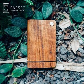 【PARSEC】樹革柚木旋轉卡套