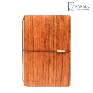【PARSEC】樹革柚木手帳