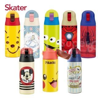 【Skater】直飲不鏽鋼保溫瓶-360ml