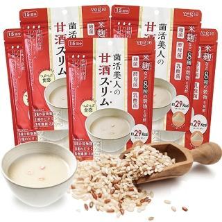 【Vegie一番鮮】菌活美人甜酒釀酵素(5入組)