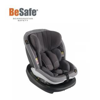 【BeSafe】iZi Modular模組化兒童汽車安全座椅(精靈灰)