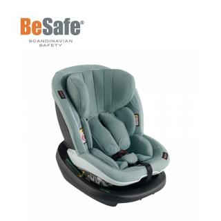 【BeSafe】iZi Modular模組化兒童汽車安全座椅(芬蘭綠)