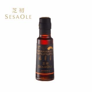 【芝初】溫焙芝麻香油105ml(純芝麻油)