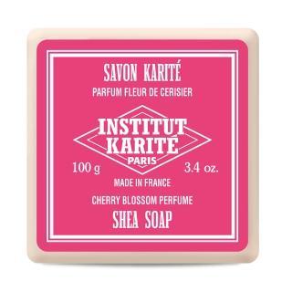 【Institut Karite Paris 乳油木】巴黎乳油木櫻花花園香氛手工皂(100g)