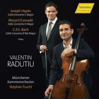 【金革唱片】海頓、C.P.E. 巴哈:大提琴協奏曲