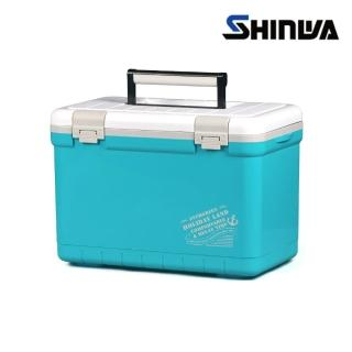 【SHINWA 伸和】日本伸和 Holiday Land 輕型保冷箱 22L(22L)