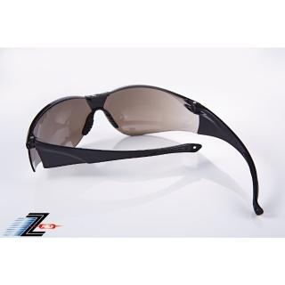 【Z-POLS】質感帥氣電鍍水銀黑防爆抗UV運動太陽眼鏡(抗紫外線UV400遮陽防風超好用!)