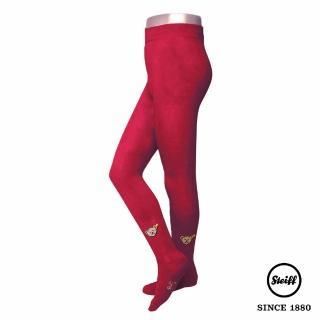 【STEIFF】Baby 兒童彈性褲襪 紅色(童襪)