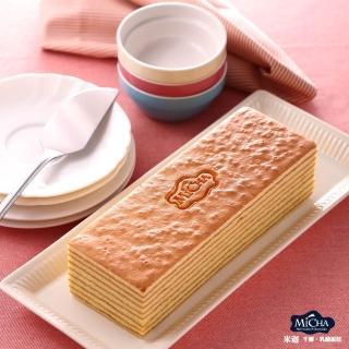 【米迦】蜂蜜千層蛋糕(430g±50g/入*2)