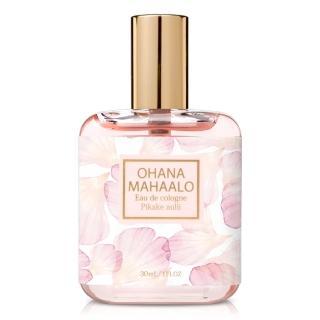 【OHANA MAHAALO】愛戀茉莉輕香水(30ml)