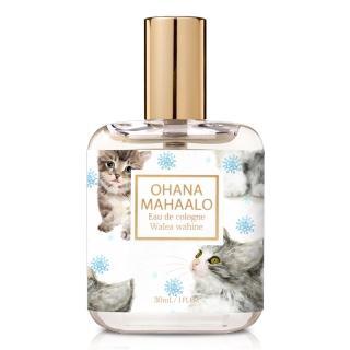 【OHANA MAHAALO】千面女郎輕香水(30ml)