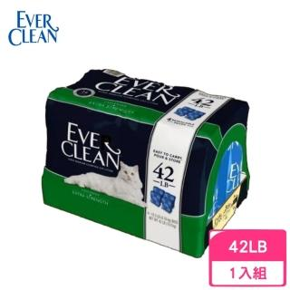 【EverClean 藍鑽】低過敏結塊貓砂《藍標》42lb