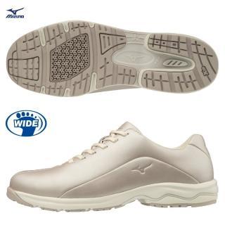 【MIZUNO 美津濃】LD40 V 寬楦女款健走鞋 B1GD191749(健走鞋)