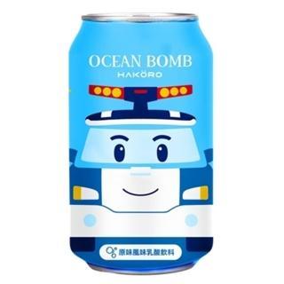 【Y.H.B】HAKORO POLI 原味風味乳酸飲料(320ml/罐)