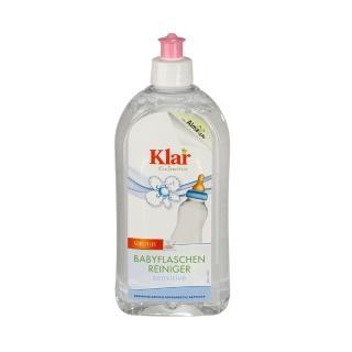 【德國Klar】嬰兒奶瓶清潔劑-無香精500ml(純天然植物配方)