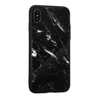 【iDeatry】韓風大理石高質感玻璃殼 iPhone XR iPhone XS Max iPhone X XR XS MAX iX 全包手機殼(大理石)