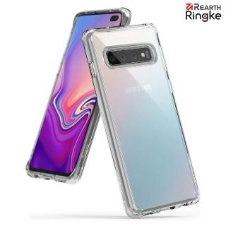 【Ringke】三星 Samsung Galaxy S10 Plus [Fusion] 透明背蓋防撞手機殼(S10Plus透明背蓋防撞手機殼)