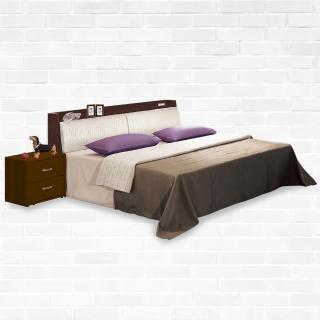 【時尚屋】潘朵拉5尺雙人床CV9-30-1+WG28-1-5(不含床頭櫃-床墊 免運費 免組裝)
