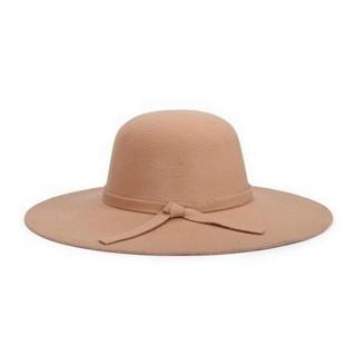 【米蘭精品】爵士帽禮帽(時尚歐式風格優雅大圓頂情人節生日禮物女帽子19色71k76)