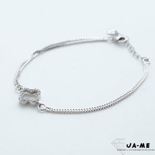 【JA-ME】千足銀許願流星手鍊(6款任選)