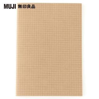 【MUJI 無印良品】筆記本/方格/32張.A5