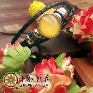 【十相自在】大隨求度母藏傳護輪除障咒輪手環(Kala-042)
