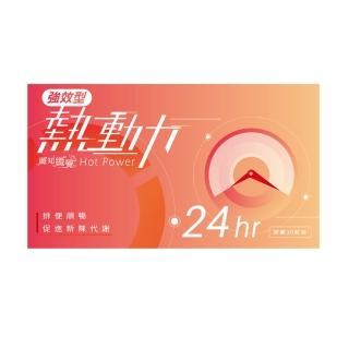 【纖知纖覺】二代強效型熱動力(2.0強力熱力燃燒升級版沸點破表!)