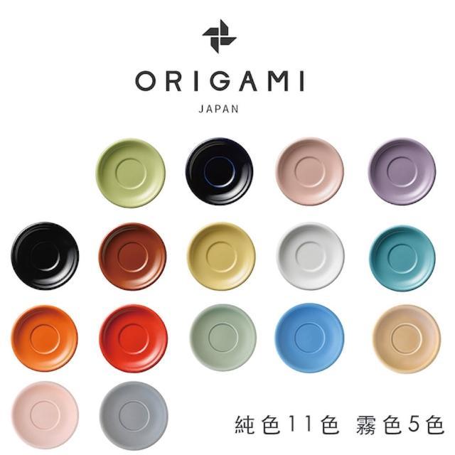 【ORIGAMI】日本摺紙咖啡陶瓷拿鐵碗盤