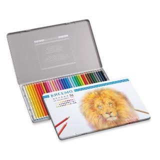 【KREEMO克里蒙 X SIMBALION雄獅】KMPC-936/36 克里蒙油性彩色鉛筆(36色組)