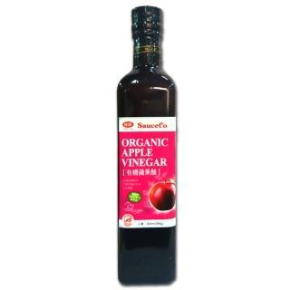 【味榮】有機蘋果醋500ml