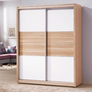 【AS】赫蒂北歐5x7尺衣櫥-150.5*61*197cm