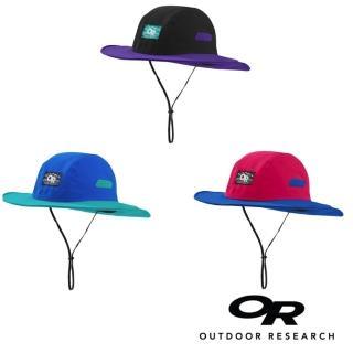 【美國Outdoor Research】復古款防水透氣防曬可折疊遮陽帽(XL號)