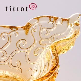 【tittot 琉園】幸福綿延(送禮 迎賓 禮品 水晶 琉璃)
