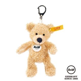 【STEIFF】Teddy Bear Fynn 泰迪熊(經典吊飾_黃標)