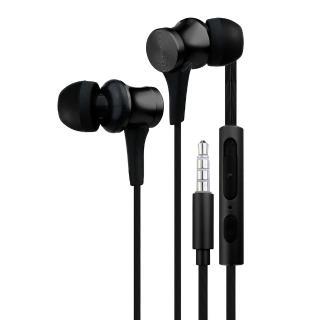 【iSee】智慧型手機專用通話及音樂金屬耳麥(IS-MHS566)