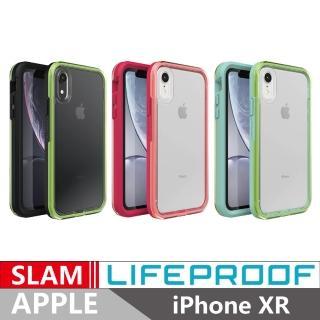 【LifeProof】iPhone XR 美國第一防塵、防摔、防震手機殼(SLAM系列)