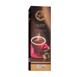 【MR.BROWN 伯朗】義式咖啡膠囊 伯朗金典(10入/盒)
