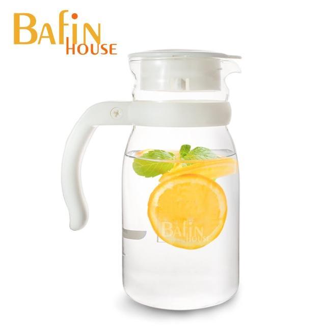 【Bafin House】台玻耐熱玻璃冷水壺 805ml