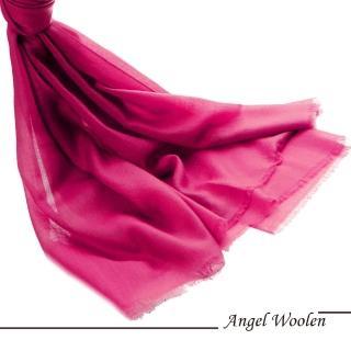 【ANGEL WOOLEN】鑽石紋100%Cashmere羊絨披肩圍巾(尊貴女王)