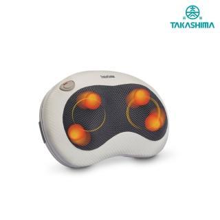 【TAKASIMA 高島】愛舒服 iComfort 巧揉枕(按摩枕/肩頸按摩/溫熱)