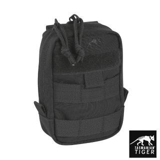 【Tasmanian Tiger】Tac Pouch 1 Vertical 軍用配件袋 黑(TT7647-040)