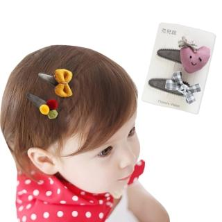 【JoyNa】兒童髮夾 BB夾 寶寶髮帶 兒童髮飾(5組入)