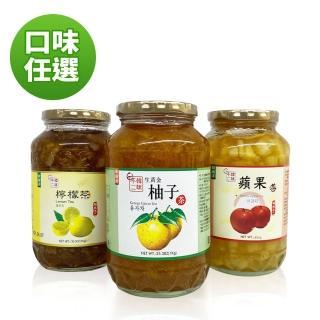 【韓味不二】生黃金柚子茶(1kg)