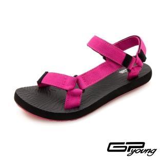 【G.P】Young簡約織帶涼鞋Y9213W(2色任選)