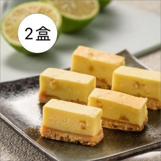 【邵庭推薦!龍泰烘焙坊】檸檬起司條-48入-2盒組(精緻小包裝、新鮮檸檬、歐洲進口起司)