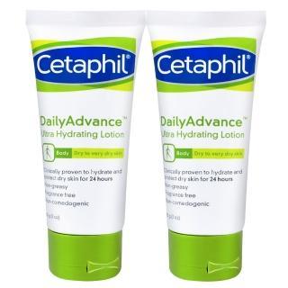 【Cetaphil 舒特膚】ERC5強護保濕精華乳85g(兩入組)