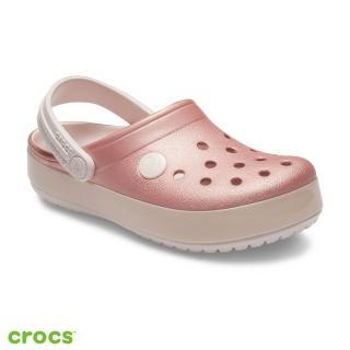 【Crocs】童鞋 冰炫小卡駱班(205793-6PI)