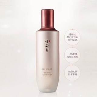 【THE FACE SHOP 菲詩小舖】蕊花譚天蔘松茸化妝水(155ml)